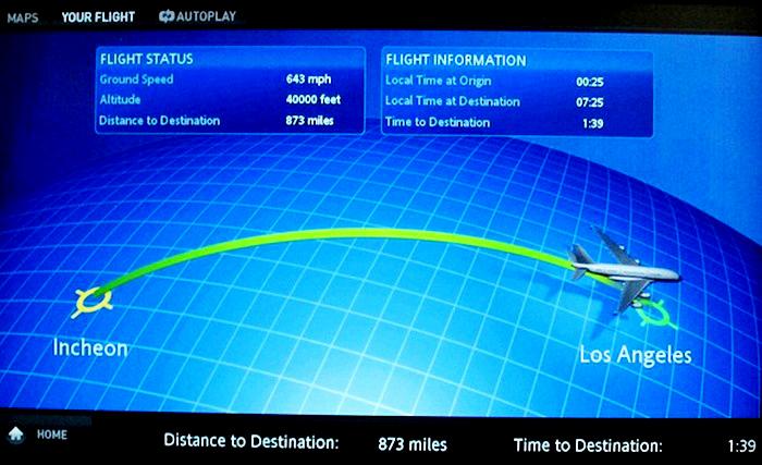 Bản đồ đường bay từ Việt Nam sang Mỹ 4