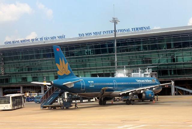 các đường bay từ Việt Nam sang Mỹ
