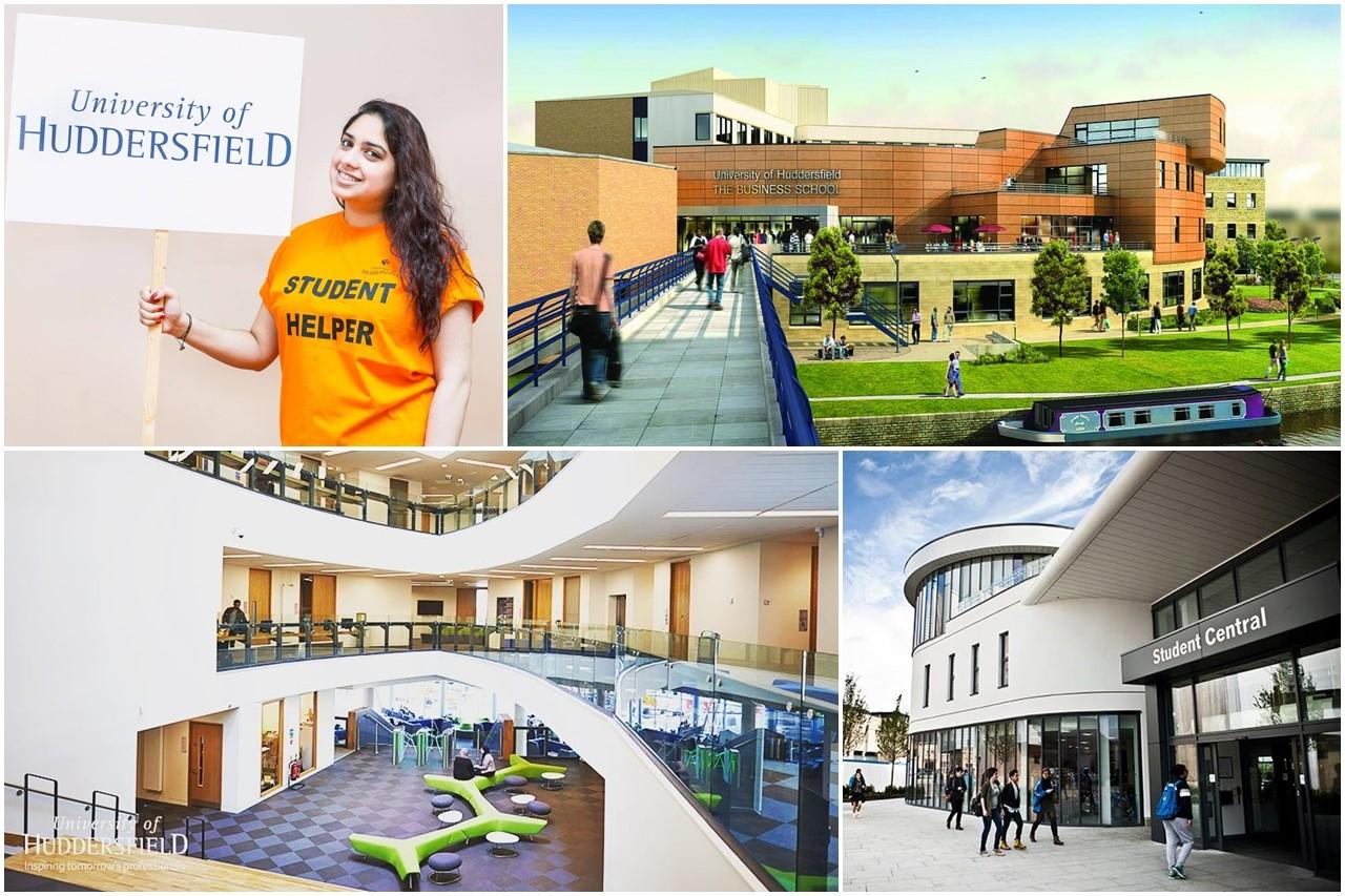 Đại học Huddersfield được nhiều SV lựa chọn bởi mức học phí phải chăng