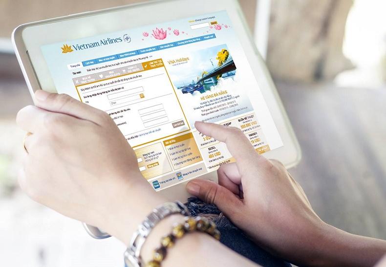 Check-in online tiện lợi và nhanh chóng