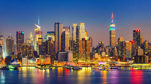 thành phố new york - mỹ