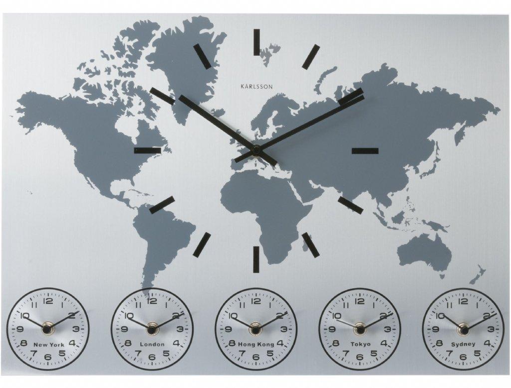 Giờ thế giới - Đồng hồ thế giới - Xem giờ thế giới hiện tại | Các Nước
