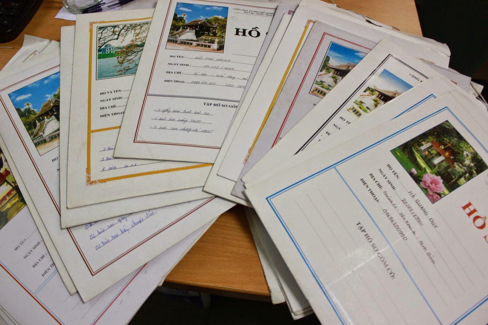 Hồ sơ giấy tờ cần chuẩn bị khi du học New Zealand