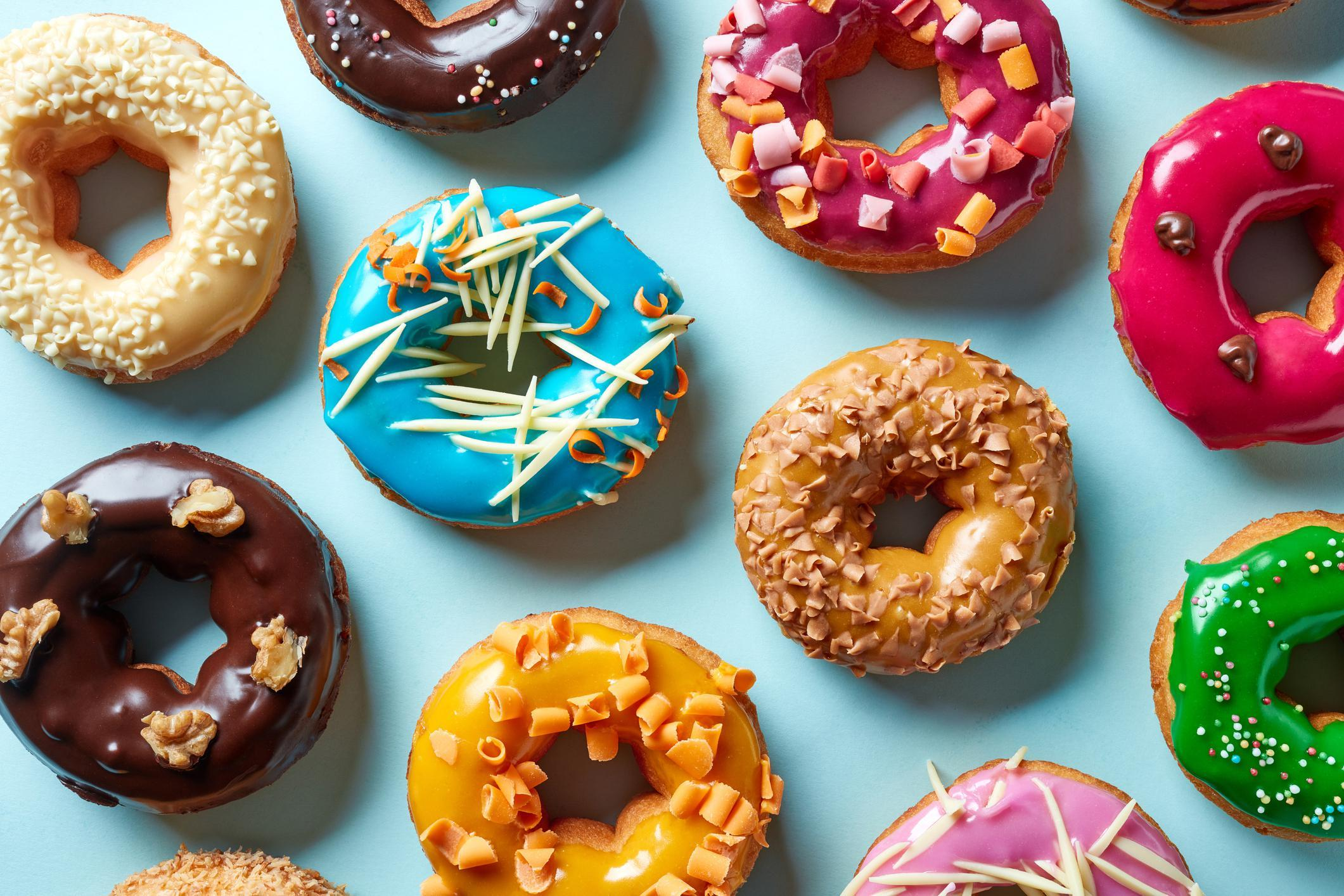 Why Does Everyone Spell 'Doughnut' Wrong?