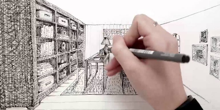 Du học chuyên Nhật Bản ngành thiết kế nội thất