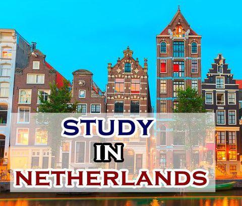 Lợi thế du học Hà Lan