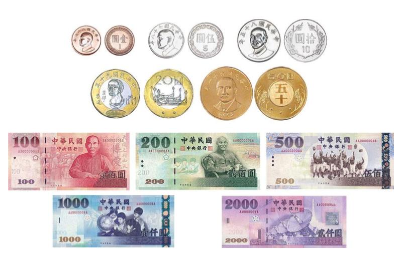 Tiền Đài Loan