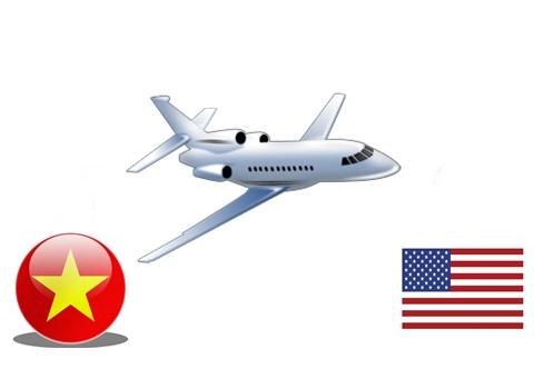 Thời gian bay từ Việt Nam sang Mỹ mất mấy tiếng