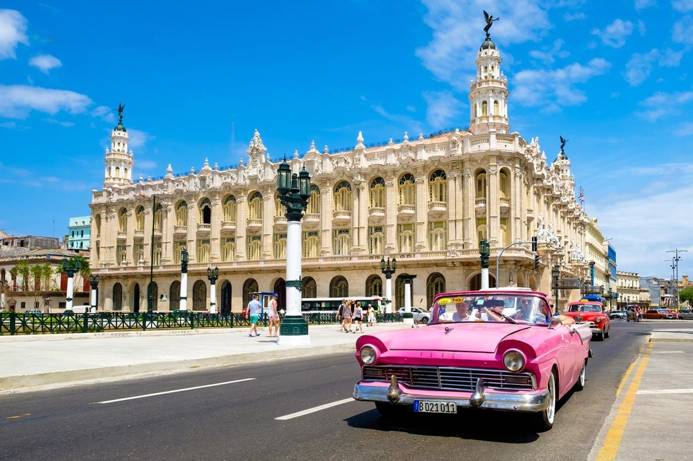 Cẩm nang du lịch Cuba từ A đến Z – New World Travel