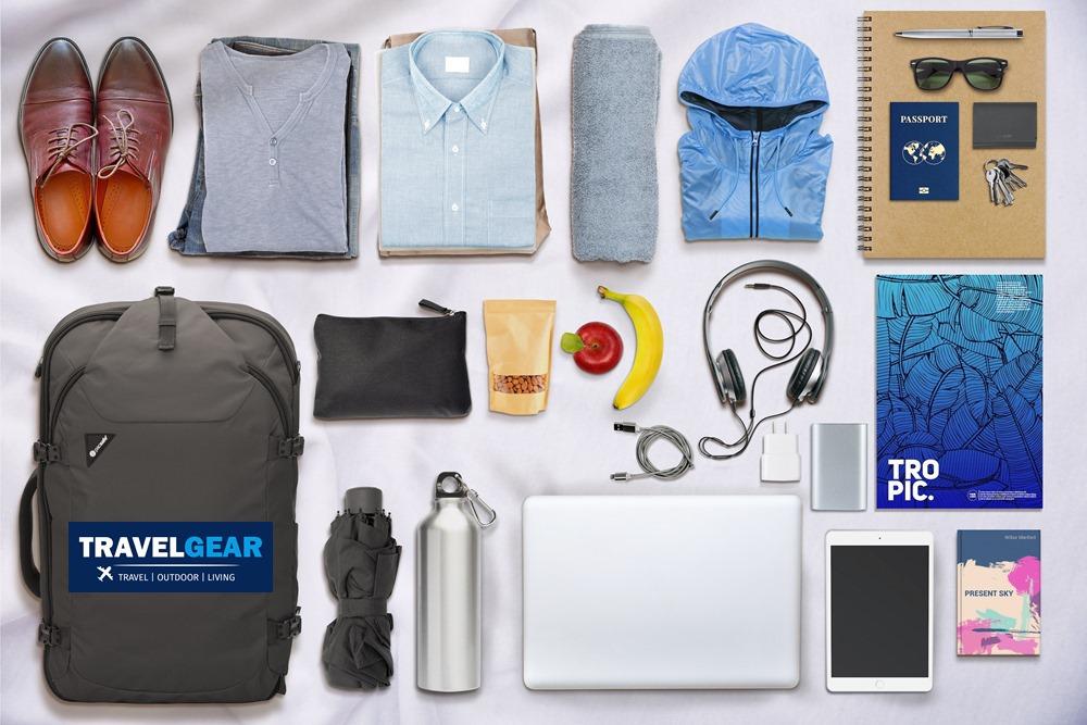 Kinh nghiệm chuẩn bị đồ đi du lịch từ A-Z. Checklist những vật dụng cần  thiết khi đi du lịch - Travelgear Blog
