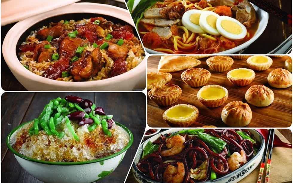 Thưởng thức ẩm thực thế giới trong chuyến du lịch Malaysia! - Du Lịch Việt