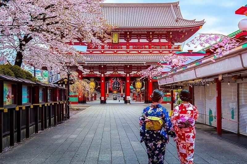 Cẩm nang du lịch Nhật Bản từ A đến Z mới nhất năm 2020 - Đại Sứ Quán Việt  Nam Tại MôngCổ
