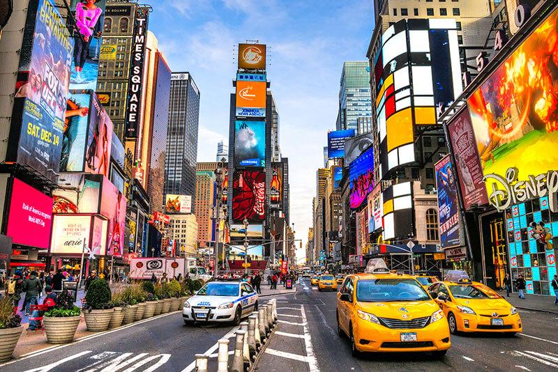 Du lịch Mỹ | Kinh nghiệm du lịch New York chi tiết nhất