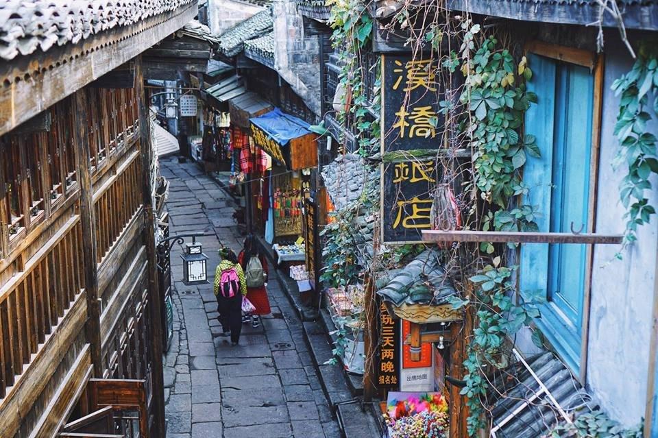 Kinh nghiệm du lịch Trung Quốc 10 ngày chỉ với 10 triệu đồng của cô nàng 9x    GoldenTour