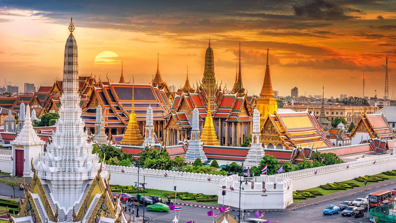 Cẩm nang du lịch Thái Lan từ A đến Z - Khánh Hoà Travel