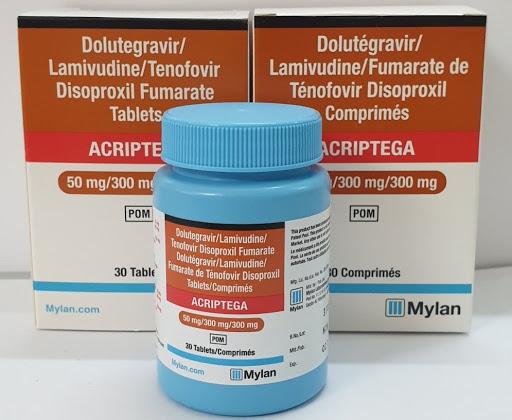 Thông tin thuốc Acriptega (TLD) – Thuốc ARV mới nhất ít tác dụng phụ, hiệu  quả cao trong điều trị HIV